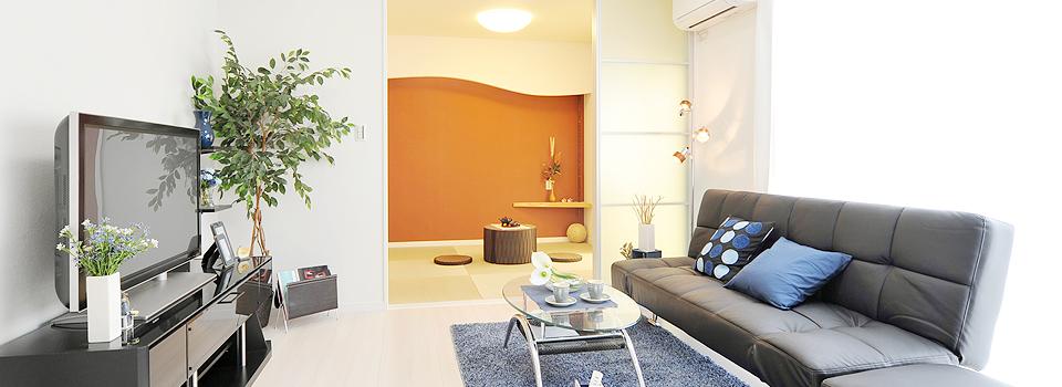 そんなコーディネートのプロスタッフが、お客様に洗練された住空間をご提案します。