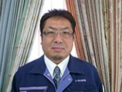 工事部 課長  藤吉 豊久(ふじよし とよひさ)
